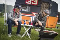 F1 GP AUT 2017 Camping (c) P Platzer Red Bull Content Pool