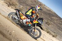 Matthias Walkner 2021 Dakar Rally Stage One (c) Red Bull KTM Factory Racing