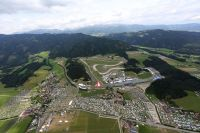 F1 Spielberg Overview (c) GEPA Pictures Red Bull Content Pool