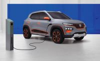Dacia Spring Electric Concept (c) Renault Communications