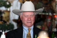 Larry Hagman (c) Chris Maier