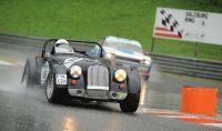 Stephan Jocher im Morgan Plus 8 (c) drivestyle.at