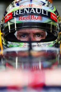 F1 GP Austria Helm Sebastian Vettel (c) Getty Images