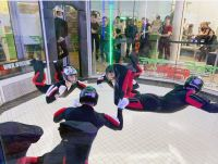 Indoor Skydiving (c) HSV Red Bull